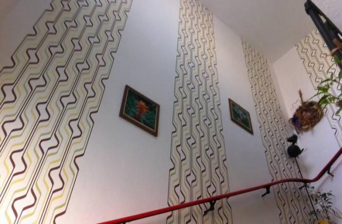 Treppenhausgestaltung - Raumgestaltung Frei